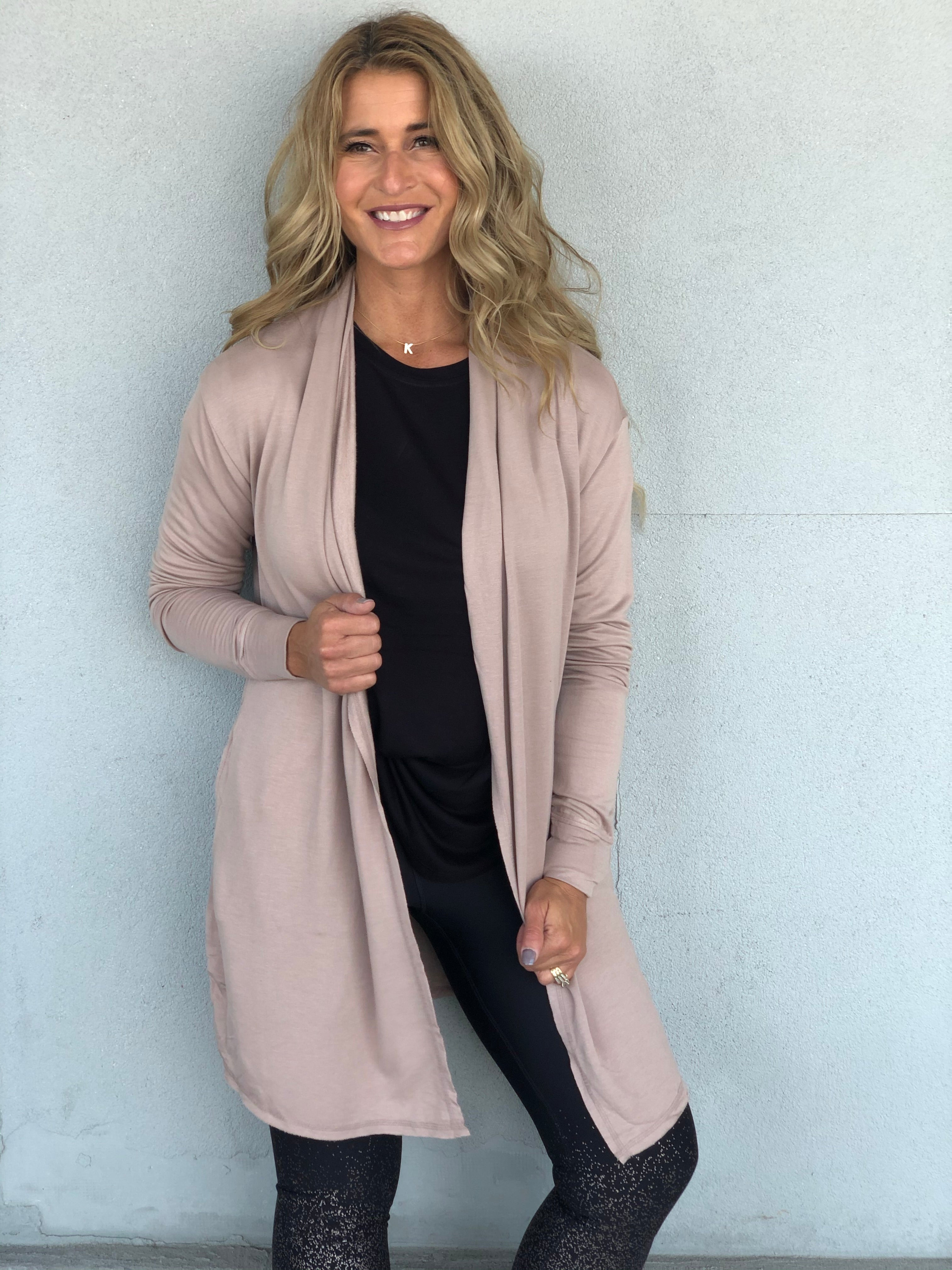It's Your Go To Cardigan *Final Sale*