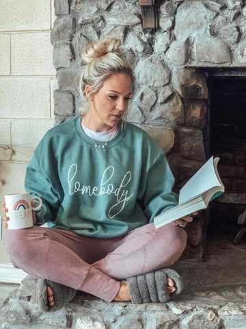 PRE-ORDER Fall Homebody Sweat Shirt