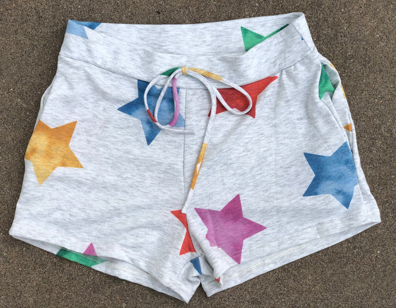 Rock Star Shorts