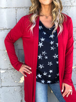 Curvy Light & Easy Cardigan