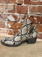 Chronicle Snake Bootie