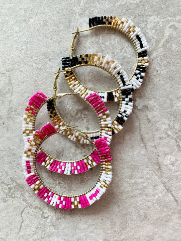 Party Bead Earrings