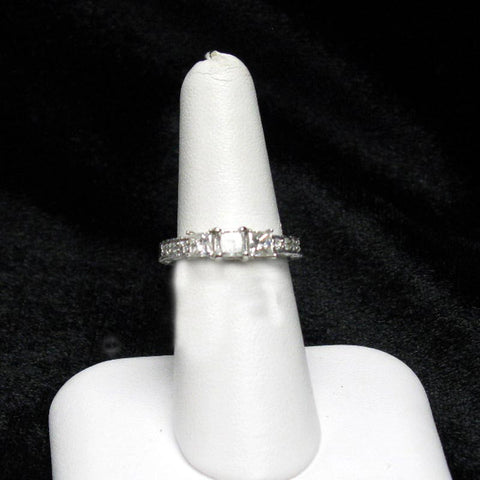Princess Cut Diamond Engagement Ring  15-115