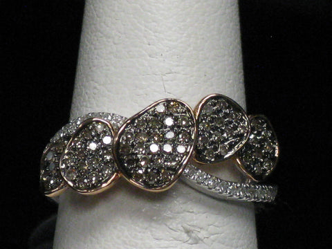 Chocolate Diamond Ring 15-61
