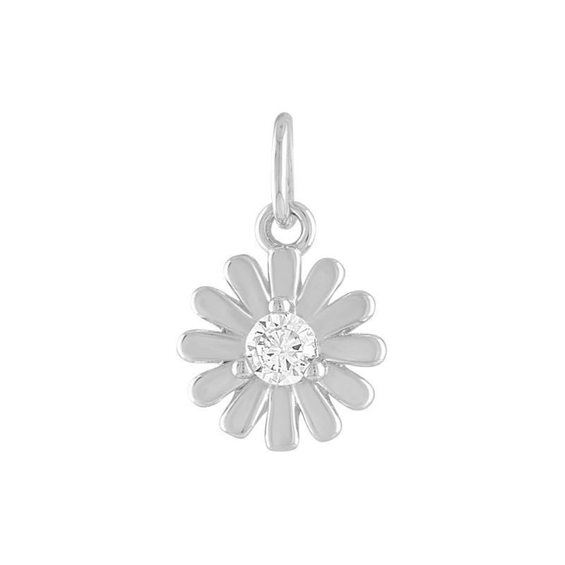 Silver Daisy from Alexa Leigh - in sterling silver