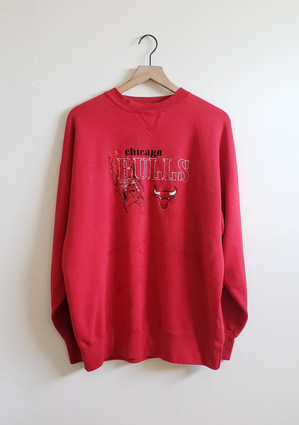 Vintage Chicago Bulls Crew neck