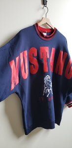 Vintage Mustang High School Crewneck
