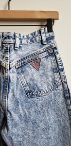 Vintage Marciano Guess Acid Wash