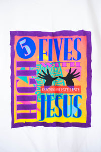 High Five with Jesus