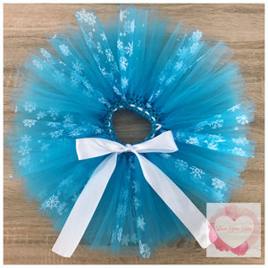 *Custom Embroidered tutu set with glitter/specialty tulle