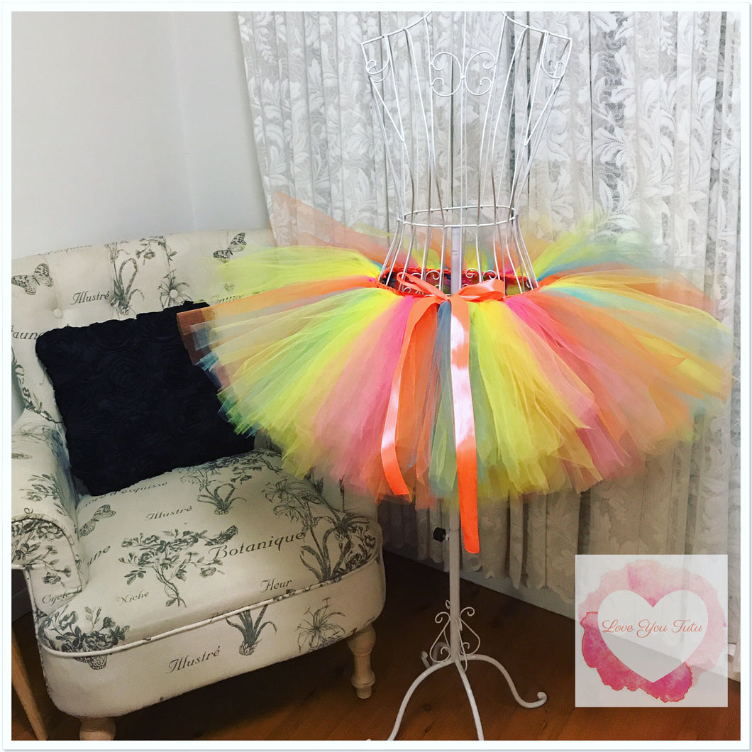 Retro short Tutu skirt