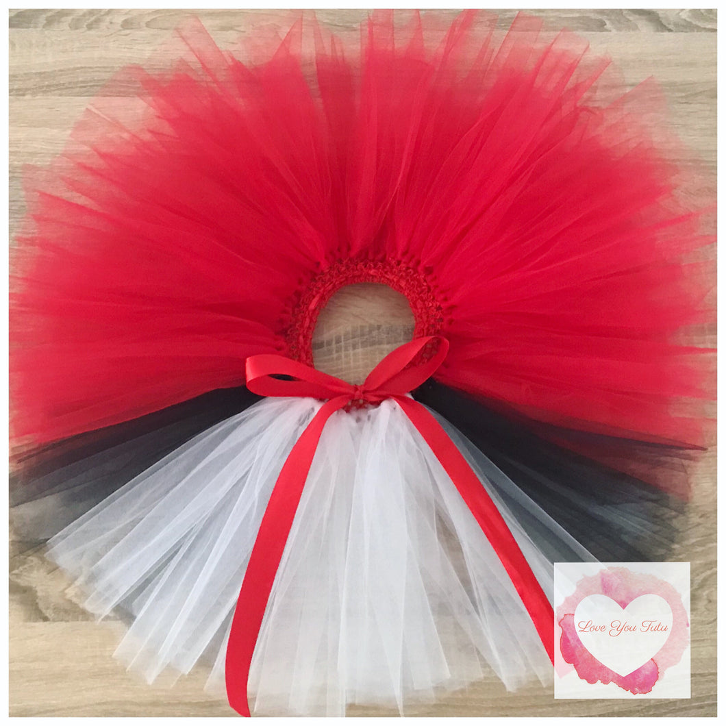 Little Red Riding Hood short Tutu skirt