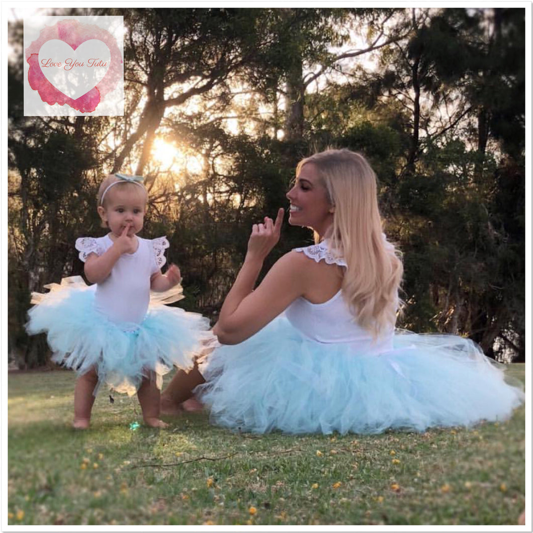 Mummy & Me matching short tutus