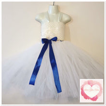Load image into Gallery viewer, Ivory Tutu dress