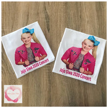 Load image into Gallery viewer, Jojo Siwa jacket design