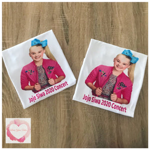 Jojo Siwa jacket design