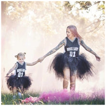 Load image into Gallery viewer, Mummy & Me matching hi low tutus