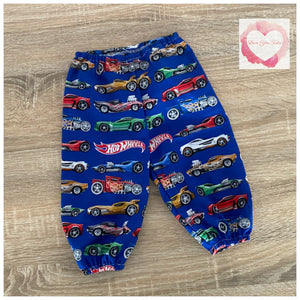 Hot wheels harem pants size 0 -ready to ship