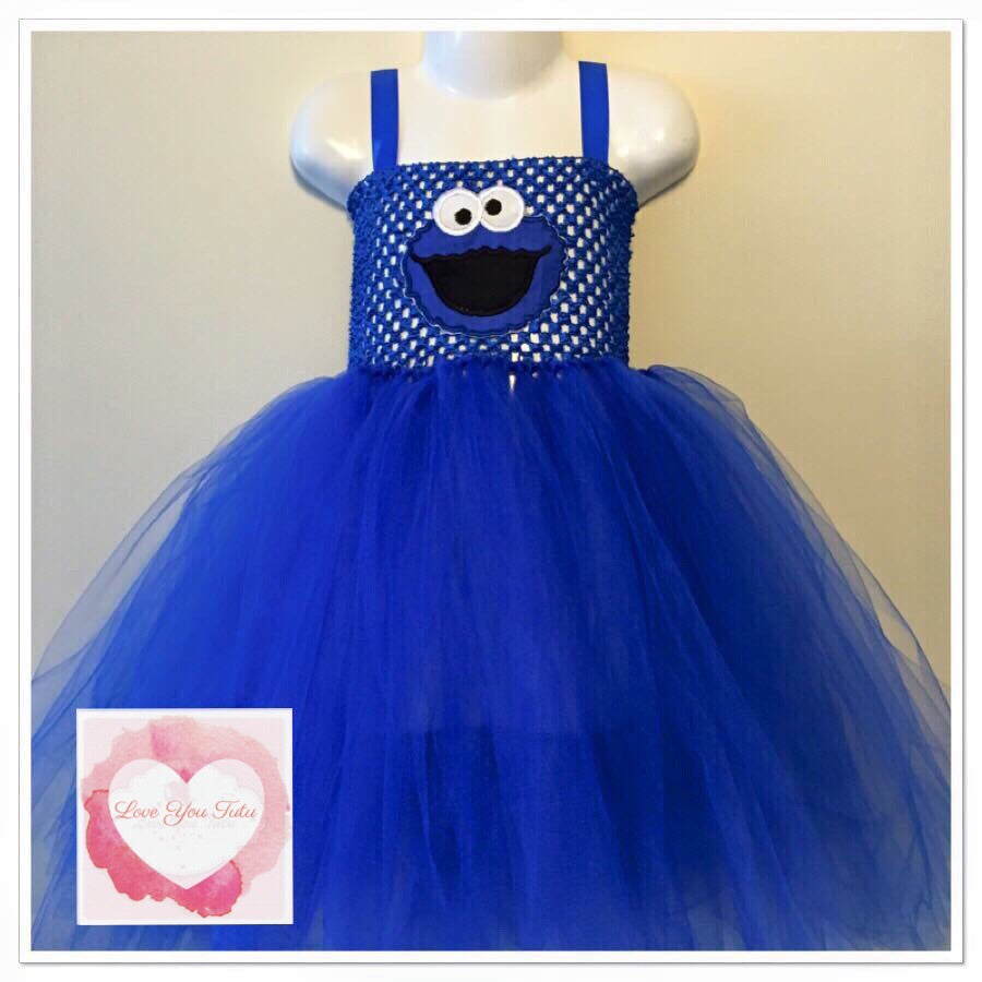 Cookie Montser Tutu dress