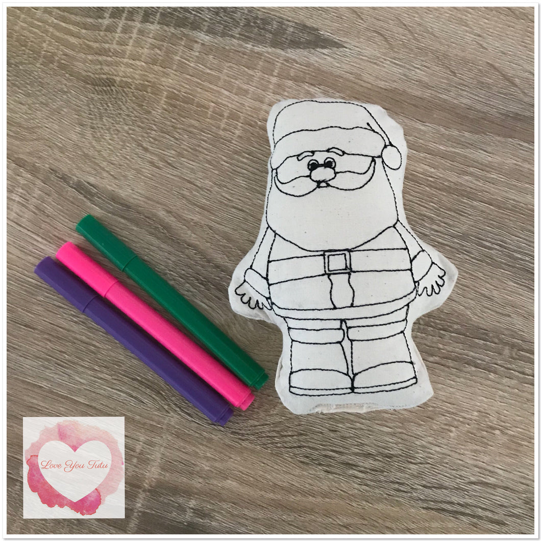 Colour it stuffies