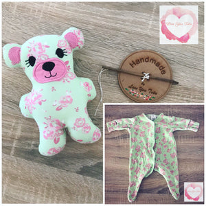 Personalised Teddy/memory bear stuffie