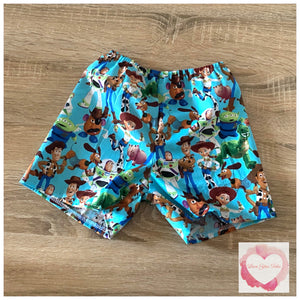 Toy Story shorts size 1- ready to ship