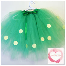 Load image into Gallery viewer, Dotty 3/4 length Tutu skirt