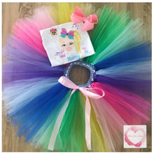 Load image into Gallery viewer, Personalised JoJo tutu set