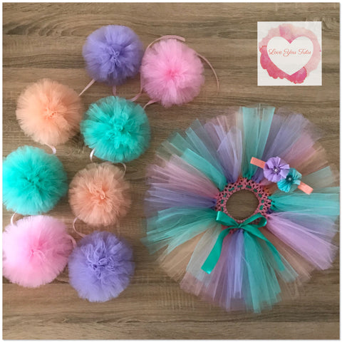 Cake smash/Birthday tutu set