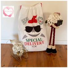 Load image into Gallery viewer, Personalised Christmas sack