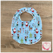 Load image into Gallery viewer, Christmas traditional bibs
