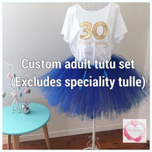 Load image into Gallery viewer, *Custom Adult tutu set