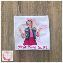 Load image into Gallery viewer, Jojo personalised Ladies design