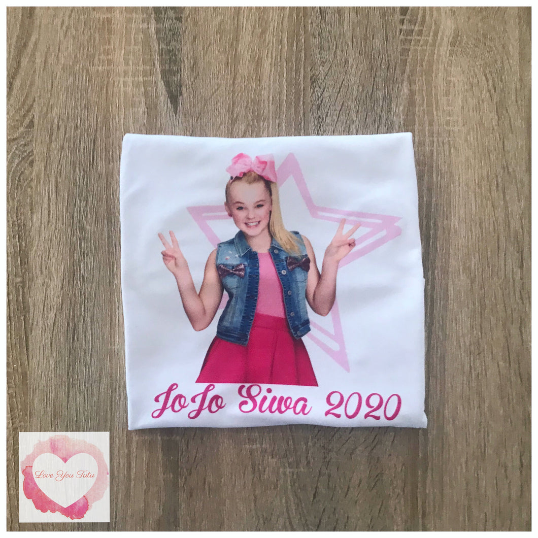 Jojo personalised Ladies design