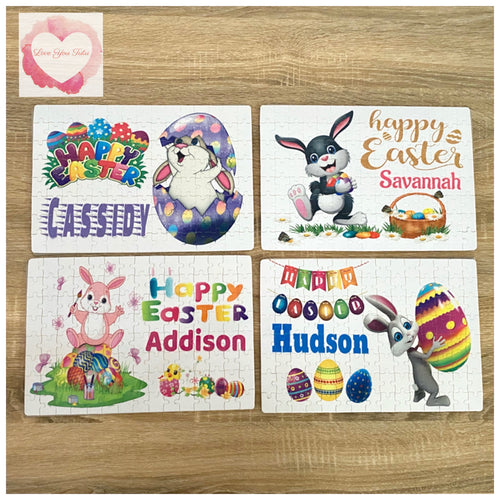 Personalised Easter puzzle
