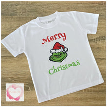 Load image into Gallery viewer, The Grinch printed design