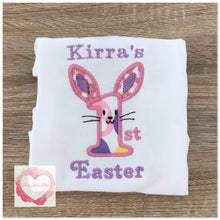 Load image into Gallery viewer, Embroidered 1st Easter design