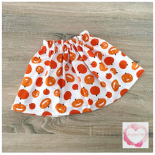 Load image into Gallery viewer, Mini Halloween paperbag skirt release various sizes -ready to ship