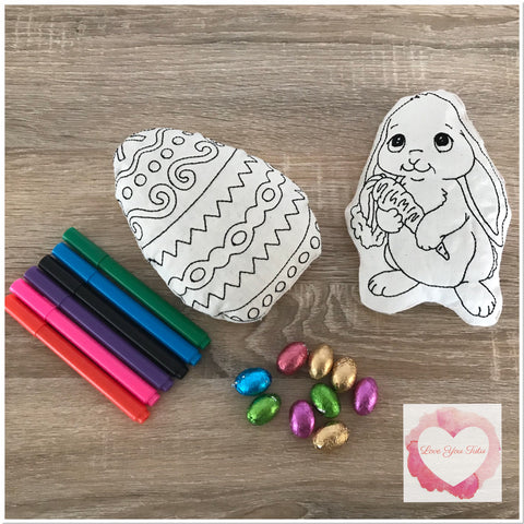 Colour it stuffie