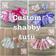 Load image into Gallery viewer, *Custom Shabby Tutu