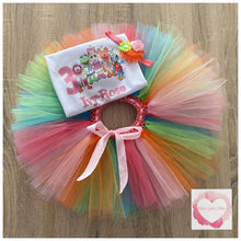 Load image into Gallery viewer, Personalised Muppet babies tutu set