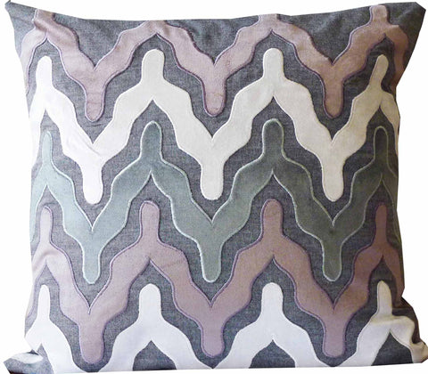 Kussani Cushion Cover Sage Profile 50cm x 50cm K452