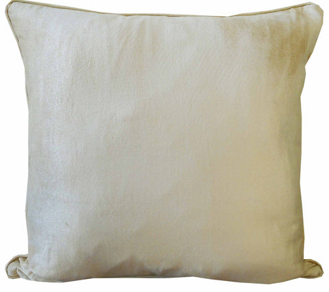 Kussani Cushion Cover Natural Velvet 50cm x 50cm K463