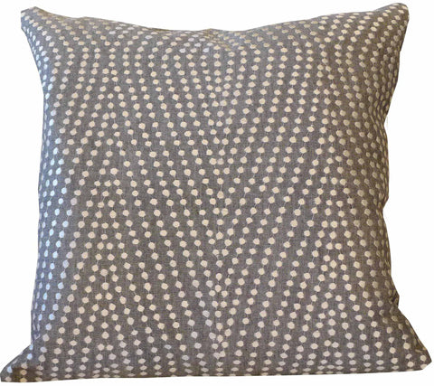Kussani Cushion Cover Grey Tulli 45cm x 45cm K466