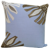 Kussani Cushion Cover Blue Dahlia 45cm x 45cm K427