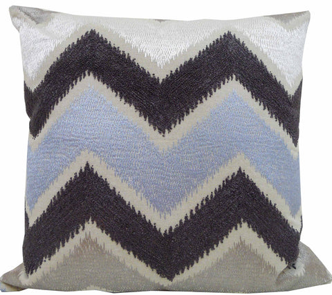 Kussani Cushion Cover Blue Jagger 50cm x 50cm K434