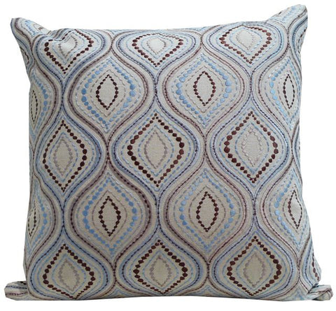 Kussani Cushion Cover Blue Wave 45cm x 45cm K359