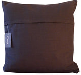 Kussani Cushion Cover Black Vine 45cm x 45cm K382