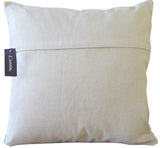 Kussani Cushion Cover White Puff 50cm x 50cm K437