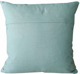 Kussani Cushion Cover Sage Pleat 50cm x 50cm K470